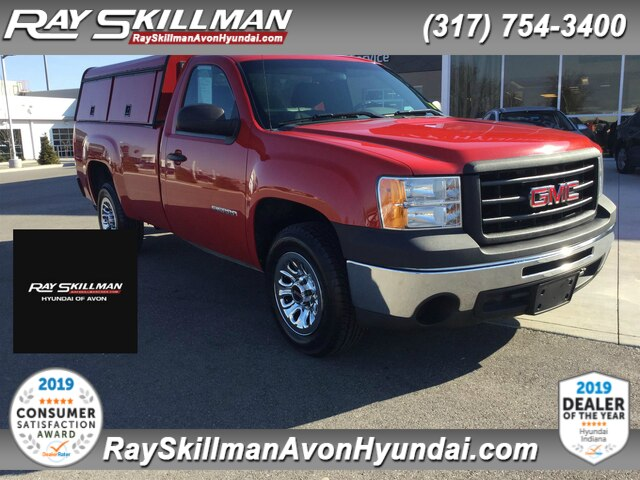 Pre-Owned 2013 GMC Sierra 1500 Work Truck