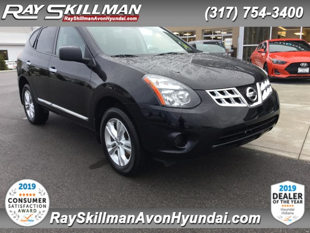 Nissan Rogue Select >> Pre Owned 2015 Nissan Rogue Select S Suv In Avon Cj835 Ray
