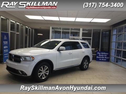 Pre-Owned 2016 Dodge Durango Limited RWD SUV