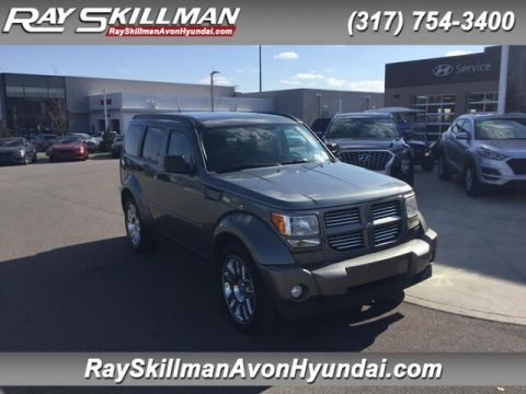 Pre-Owned 2011 Dodge Nitro Heat 4x4 4WD SUV