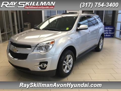 Pre-Owned 2010 Chevrolet Equinox LT w/2LT AWD SUV