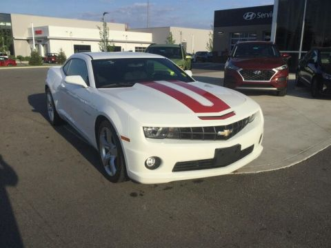 Pre-Owned 2012 Chevrolet Camaro 1SS