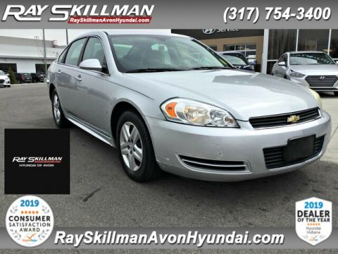 Pre-Owned 2009 Chevrolet Impala LS