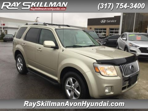 Pre-Owned 2011 Mercury Mariner Premier 4WD SUV