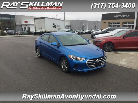 Pre-Owned 2017 Hyundai Elantra SE FWD Sedan