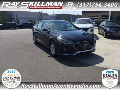New 2019 Hyundai Sonata SE FWD Sedan
