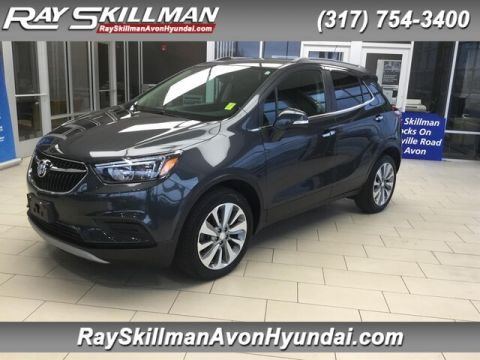 Pre-Owned 2017 Buick Encore Preferred FWD SUV