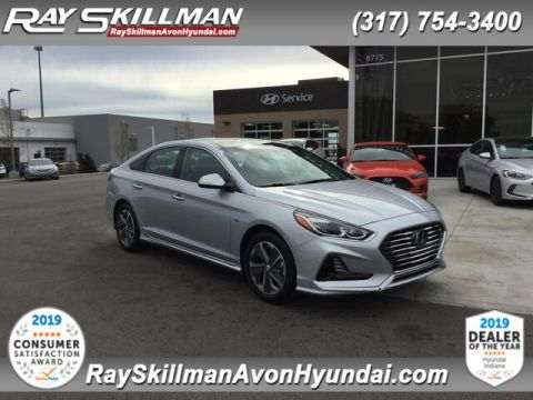 New 2018 Hyundai Sonata Hybrid Limited