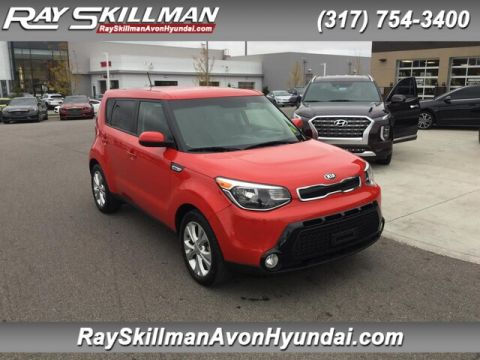 Pre-Owned 2016 Kia Soul + FWD Hatchback